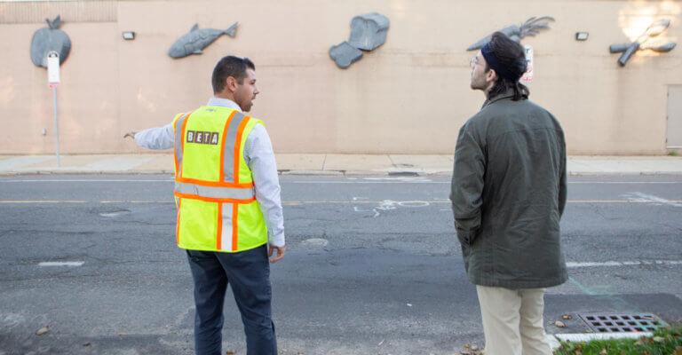 Beta and RoadBotics look at pavement