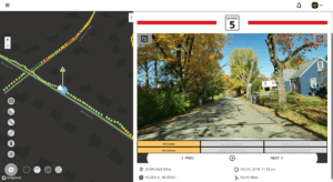 Individual Distress Identification on RoadWay- Pothole Screenshot