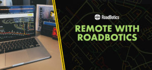 remote with roadbotics web events