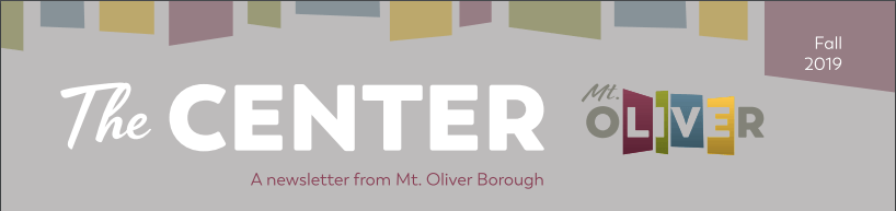 The Center Newsletter Banner